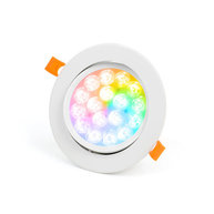 LED RGB+CCT Spots