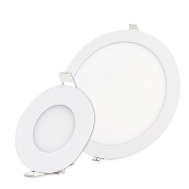 Runde LED Downlights