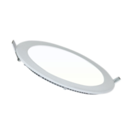 LED Downlight 6W 4000K Ø120mm Dimmbar Rund