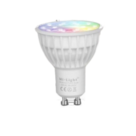 Mi-Light WiFi GU10 LED Spot 4W RGB+CCT