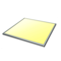 LED Panel 30x30 3000K Warmweiß 18W Optional Dimmbar