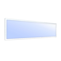 LED Panel 30x120 High Lumen 6000K Kaltweiß 36W Optional Dimmbar