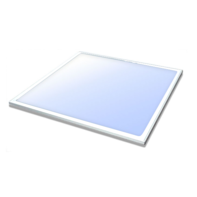 LED Panel 62x62 High Lumen 6000K Kaltweiß 40W Optional Dimmbar