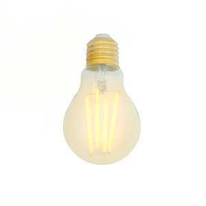 E27 LED Filament Lampe 2700K 8W Dimmbar A60 Clear