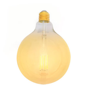 E27 LED Filament Lampe 2200K 4W Dimmbar G125