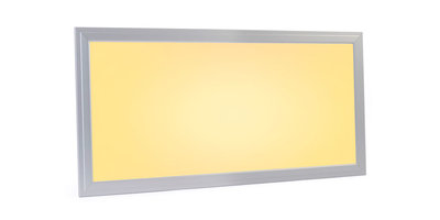 LED Panel 30x60 3000K Warmweiß 24W Optional Dimmbar