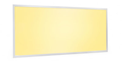 LED Panel 60x120 High Lumen 3000K Warmweiß 60W Optional Dimmbar
