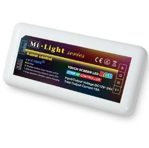 milight led strip rgb 4 zone controller 216 watt. Black Bedroom Furniture Sets. Home Design Ideas